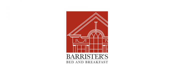 Barrister's Bed and Breakfast Logo