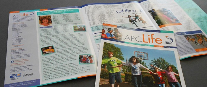 Ontario County Arc Life July-August Issue
