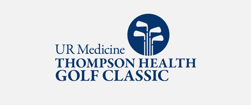 UR Medicine Thompson Health Golf Classic Logo