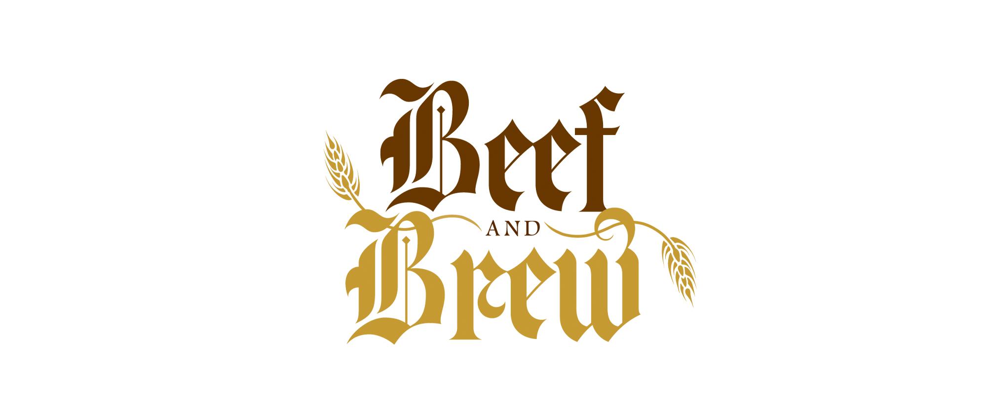 Beef & Brew Logo
