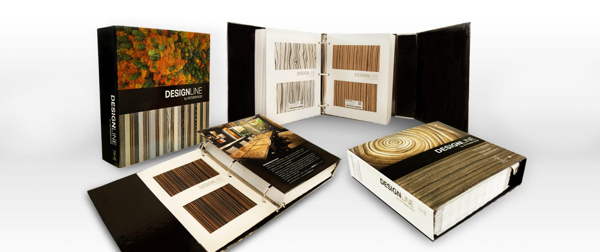 Interwood Forest Products DESIGNLINE Sample Binder