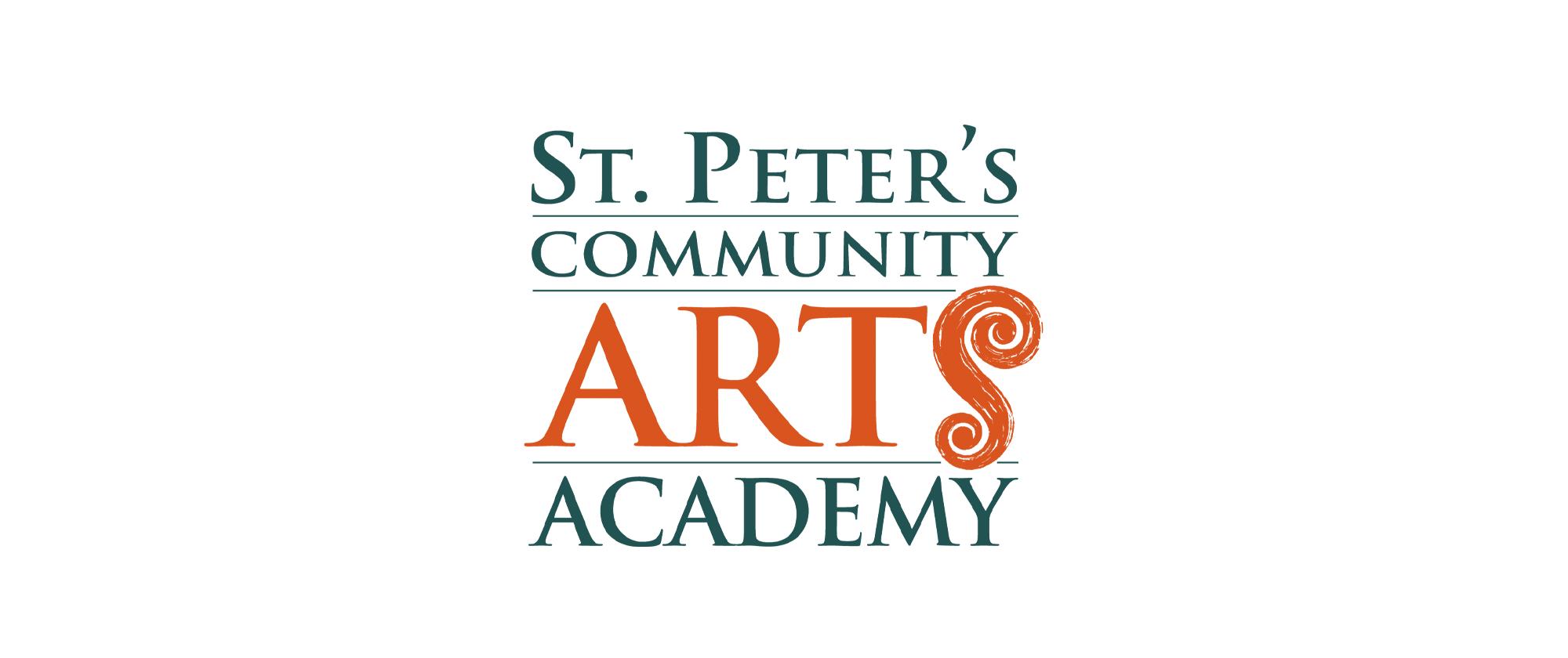 St. Peters Arts Academy Logo