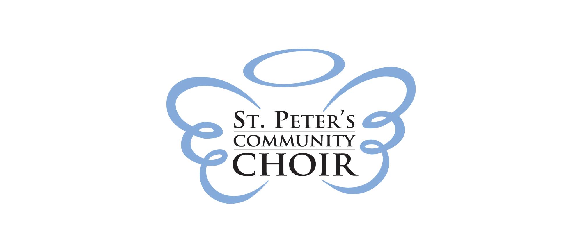 St. Peters Choir Logo