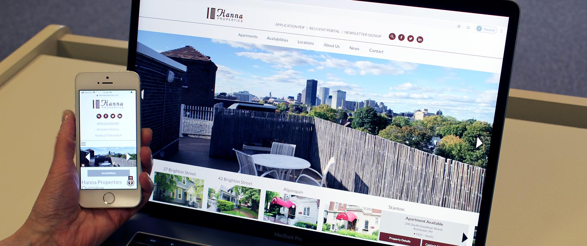 hanna Website