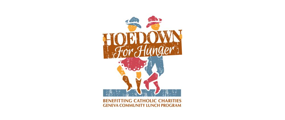 hoedown for hunger logo