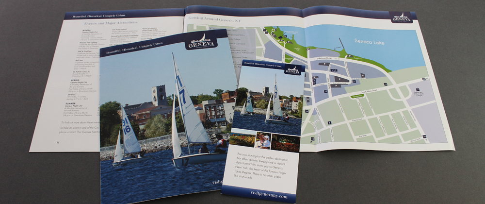 In House Graphic Design City Of Geneva Ny Brochures 1