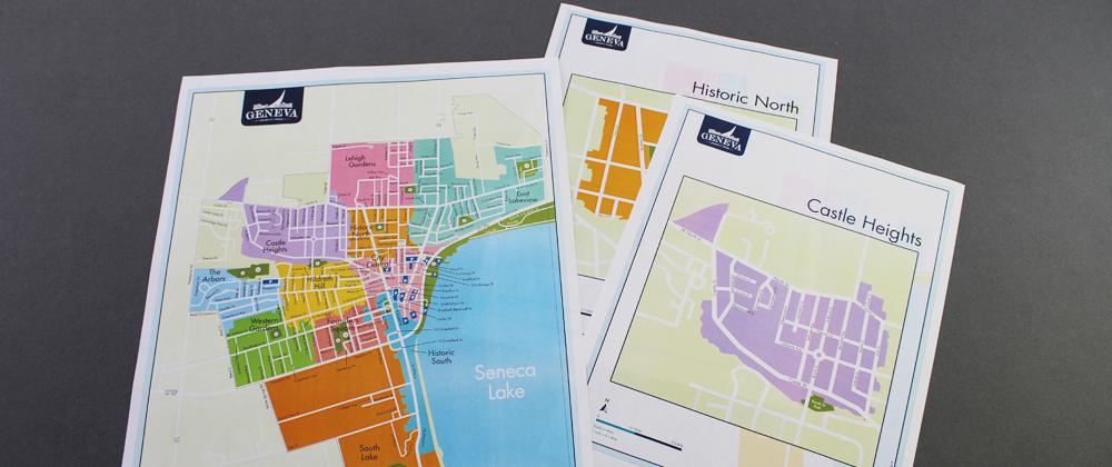 In House Graphic Design City Of Geneva Ny Neighborhood Maps 1