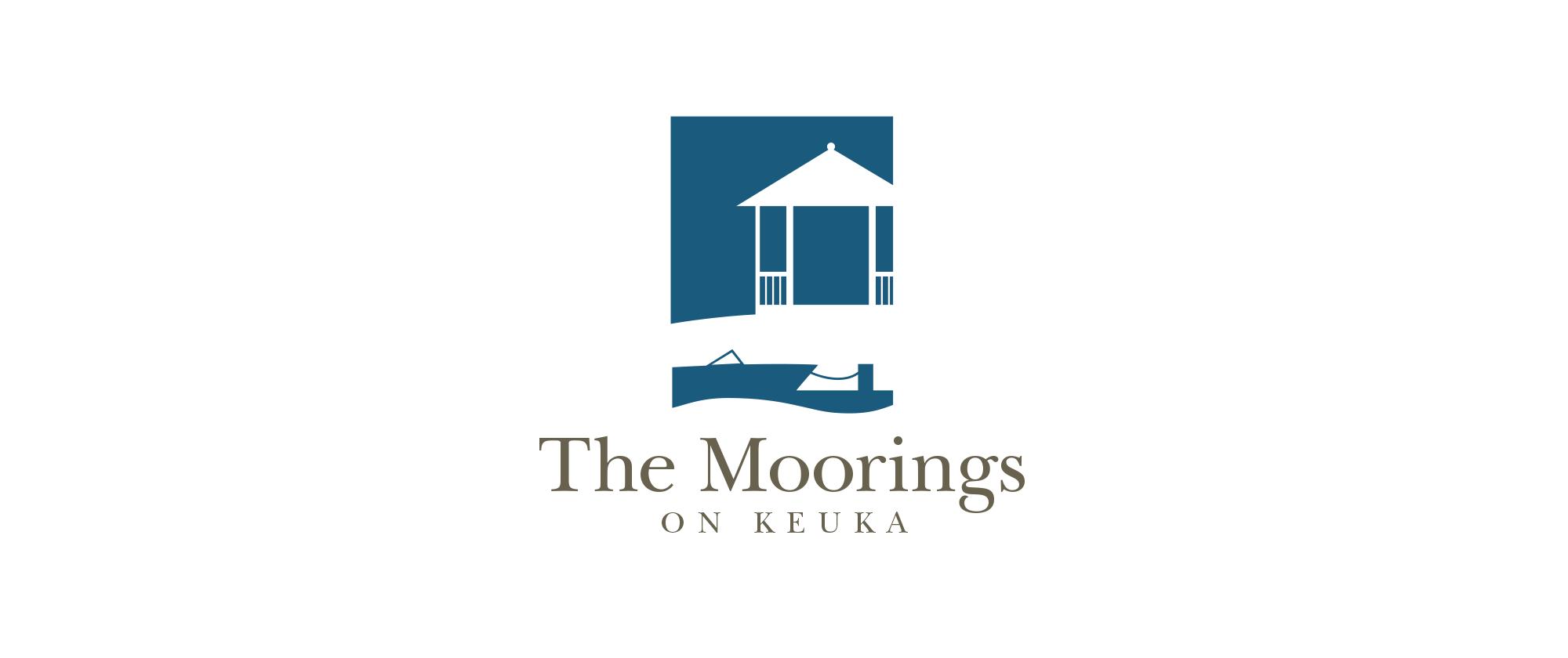 Moorings On Keuka Logo