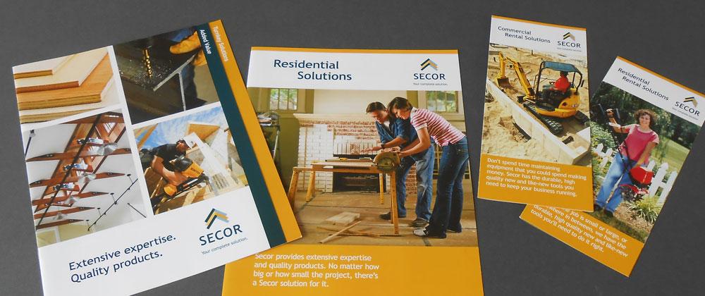 secor brochure series