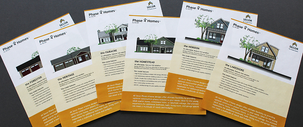 secor phase 4 homes series