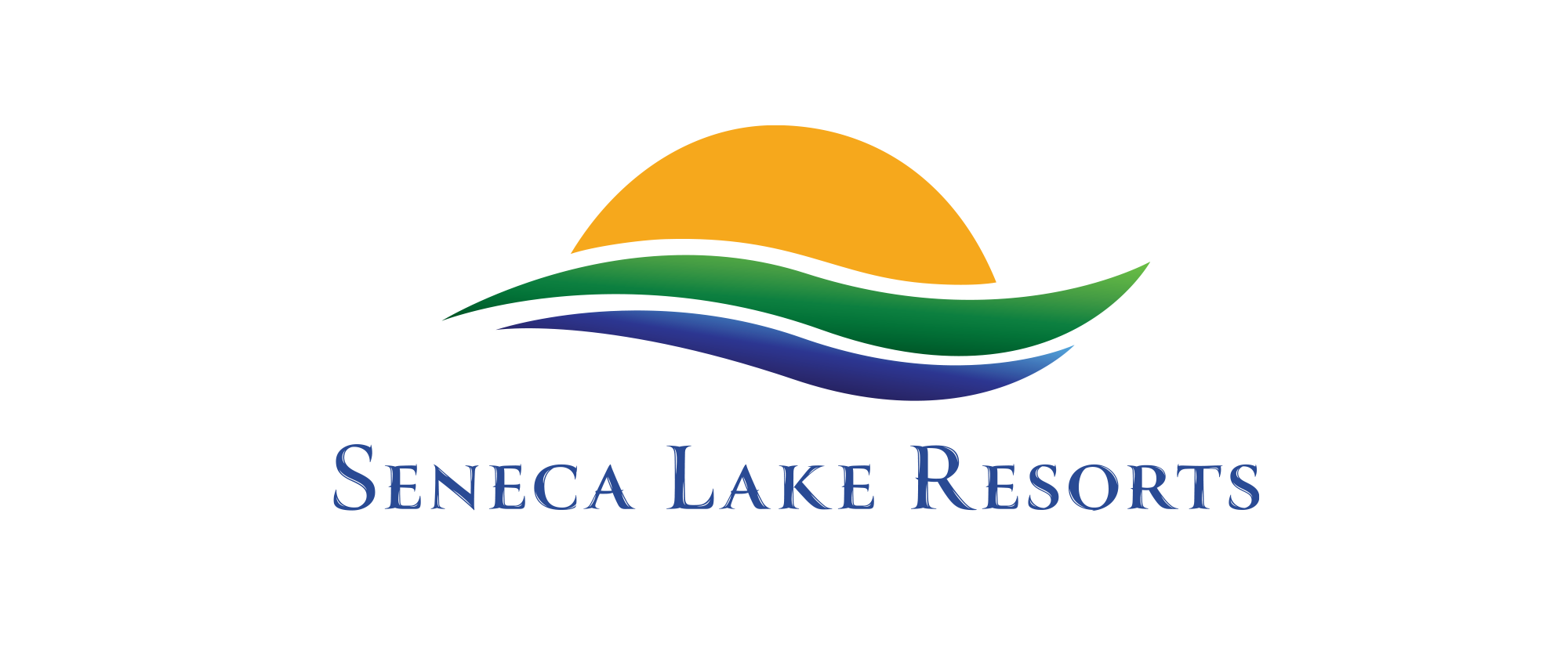 Seneca Lake Resorts Identity Inhouse Design