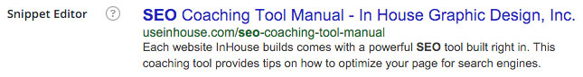 seo-coaching-tool-snippet-editor