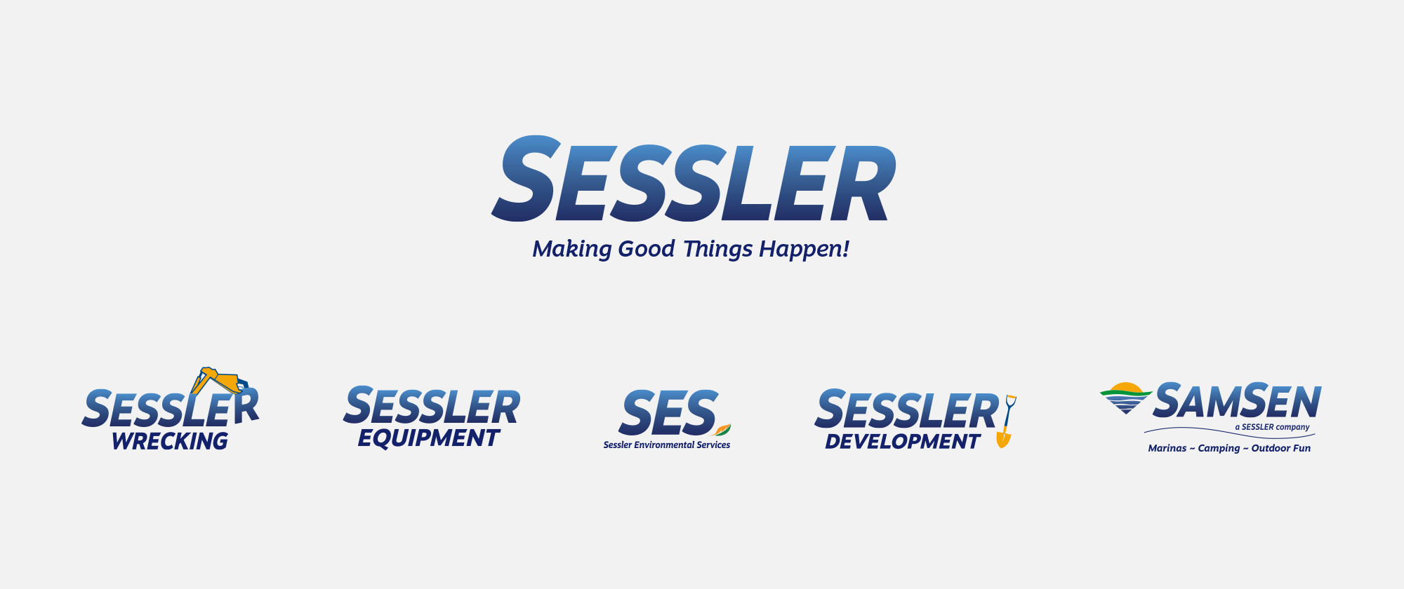 Sessler Family Of Logos