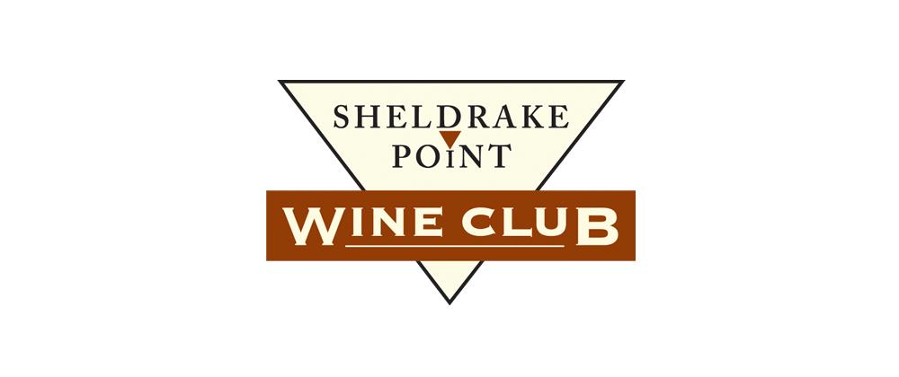 sheldrake point wine club logo
