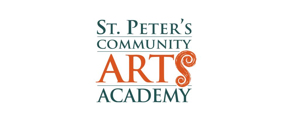 st peters arts academy logo