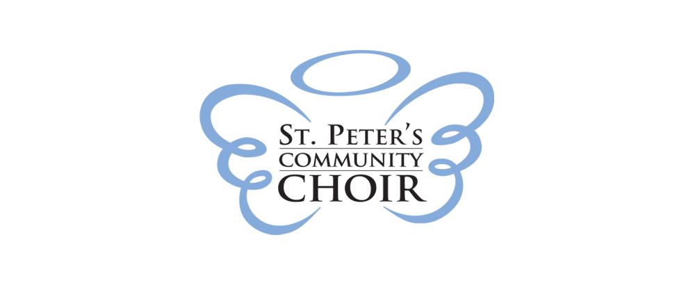 st peters choir logo